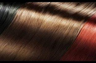 بالصور حكم صبغة الشعر السوداء صبغة الشعر الطبيعية 310x205