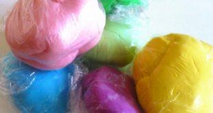صور كيف تصنع عجينة السكر