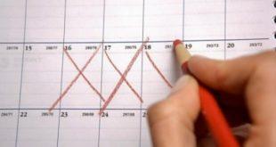 صورة اسباب انقطاع الدورة الشهرية غير الحمل