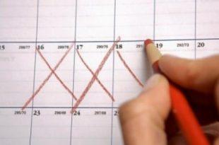 صور اسباب انقطاع الدورة الشهرية غير الحمل