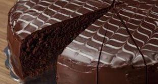 طريقة عمل كيك الشوكولاته بالصور , شرح خطوات التحضير