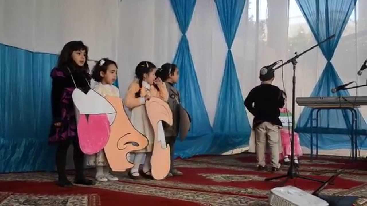 صور مسرحية الحواس الخمسة