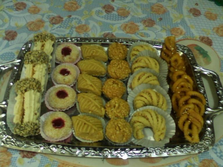صور قاطو العيد 2017 , حلويات للعيد