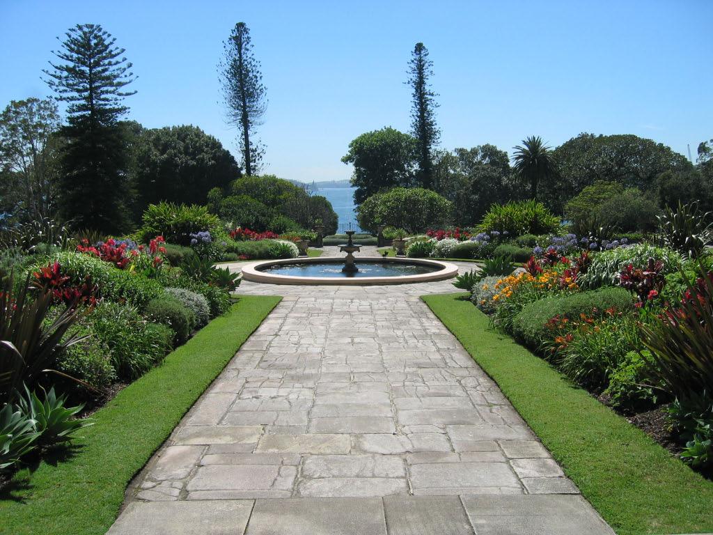 صورة موضوع تعبير عن الحدائق العامة