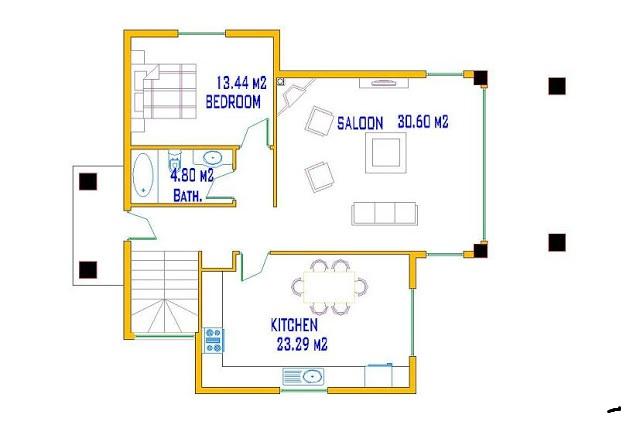صور خرائط منازل ليبية 200 متر , صور منازل ليبيه