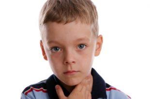 صور علاج التهاب الحلق عند الرضع
