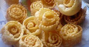 حلويات جزائرية 2019 ، طريقه المقرقشات الجزائرية