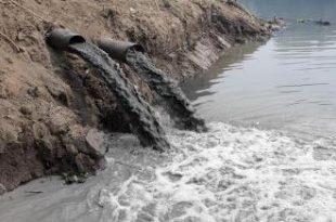 صور مسببات تلوث المياه