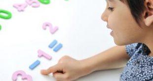 صور طريقة تعلم الطفل الارقام بطريقة جديدة
