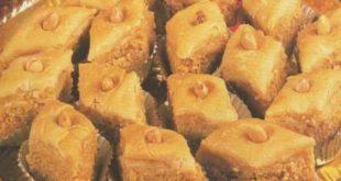 حلويات العيد الجزائرية 2019