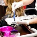 تحضير صبغات الشعر بالمواد الطبيعية