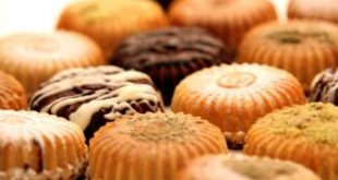 مكونات الكعك الناعم الصحيحة