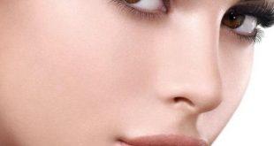 كيفية عمل حسنة في الوجه بالمكياج