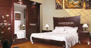 غرف نوم كلاسيك راقية