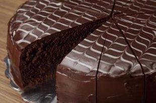 صور طريقة عمل كيك الشوكولاتة