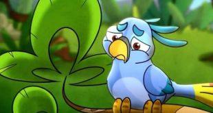 ببغاء طيور الجنه معلومات وصور