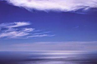 صور ما لون السماء الحقيقى