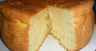 طريقة عمل الكيكه الاسفنجيه بالصور