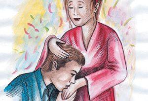 صوره دعية المحبة بين الم والبن
