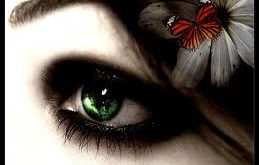 صورة لون العيون الاخضر بالصور