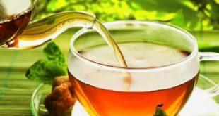 صوره الشاي الاخضر وهبوط الضغط