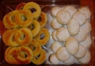 كعك العيد الفلسطيني بالطحين بزيت الزيتون