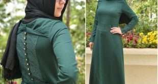 لبس شتوي للمحجبات 2019