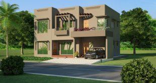 صورة منازل بسيطة وجميلة
