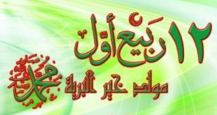 مولد الرسول صلى الله عليه وسلم باختصار