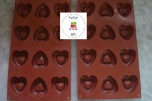 صور حلويات بطابع السيليكون