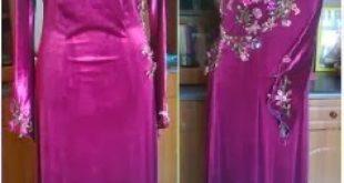 صورة فستان منزلي جزائري