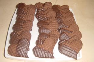 صور حلويات الصابلي بالشكلاط