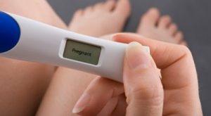 صورة اسرع طريقة لمعرفة الحمل قبل الدورة