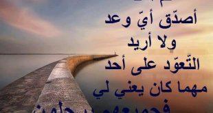 صورة كلمات عتاب لصديق