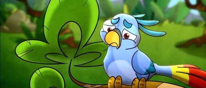 صورة ببغاء طيور الجنه معلومات وصور