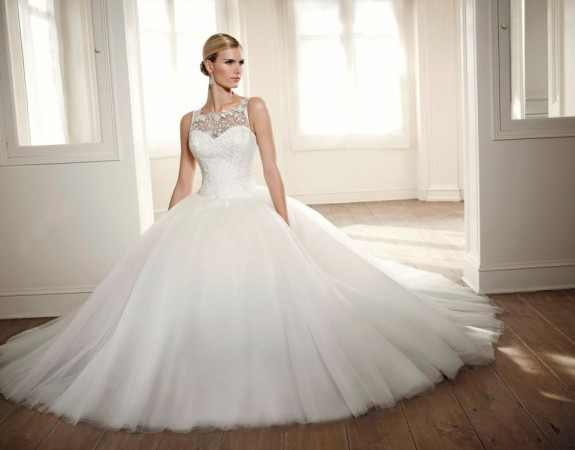 صوره فساتين اعراس 2018 صور ملابس زفاف اجمل فستان زواجات
