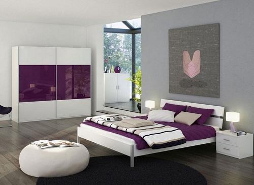 صور غرف نوم باللون الموف2021 ،<p></p><br> <p></p><br>احلى غرف نوم باللون الموف 2021