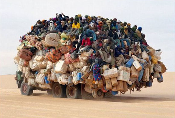 صورة صور مضحك بسبب ازمه المواصلات