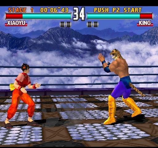 صورة شفرات لعبة تيكن 3 الصحيحه