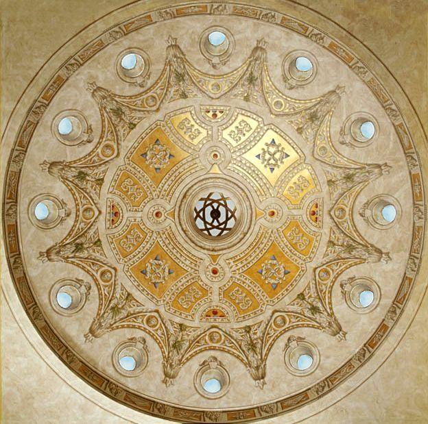 صور ديكورات اسقف جبس جديدة بالصور