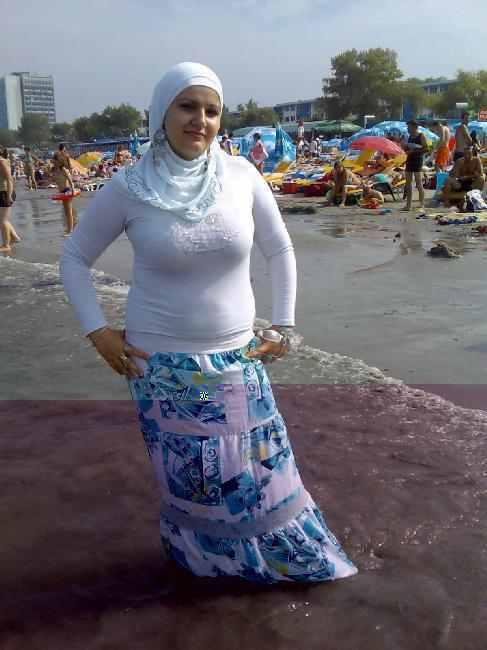 بالصور احلى بنات محجبات في العالم , مستحيل ايش الجمال هذا 20160711 116
