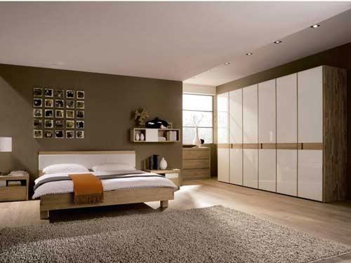 صور اجمل ديكورات غرف النوم الحديثه