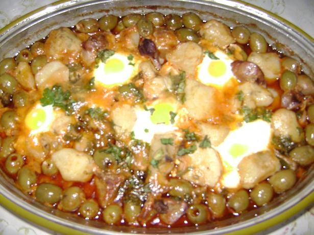 صوره كتاب الطبخ الجزائري