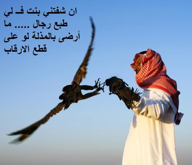 صوره شعر بدوي عن الشوق