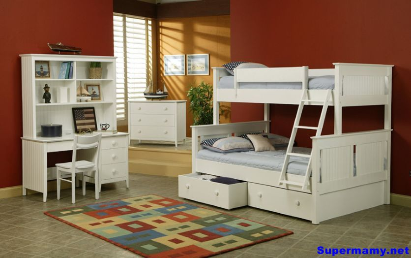 صوره سرير نوم اطفال عجيب وجديد