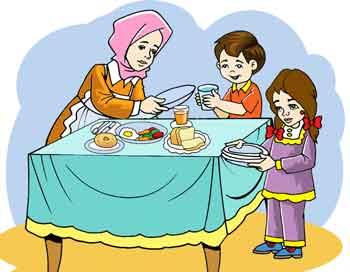 صورة صور حول التعاون في العائلة