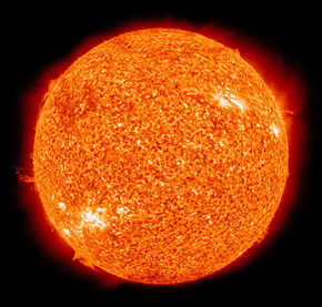 صورة مقال علمي عن الشمس