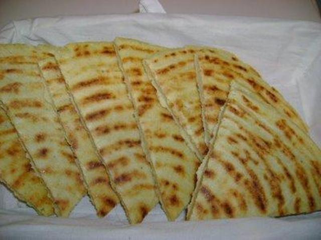 صورة خبز الدار الجزائري