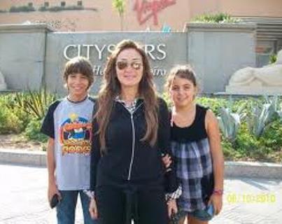 صورة صور ريهام سعيد واولادها