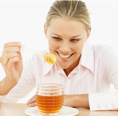صور زيادة الوزن بعسل النحل